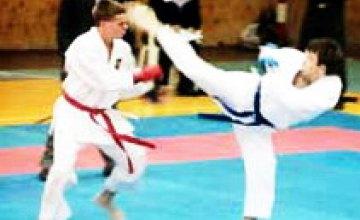 Кривой Рог провел Открытый чемпионат по традиционному каратэ