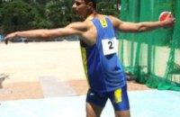 Днепропетровский спортсмен Никита Нестеренко побил очередной рекорд