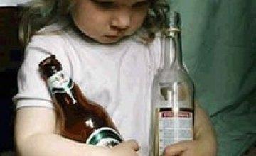 Александр Дорошенко: «Для детей купить алкоголь в Днепропетровске - это не проблема»