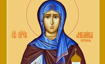 Сегодня православные молитвенно чтут память праведной Ангелины