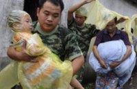 На Китай обрушился тайфун «Хайкуй» (ВИДЕО)