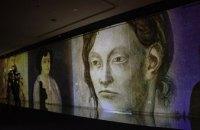У Дніпрі відкрилася перша діджитал-виставка «Пікассо: періоди геніальності»