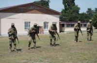 На базі 25-ї повітрянодесантної бригади військові провели навчання для співробітників Дніпровської міськради