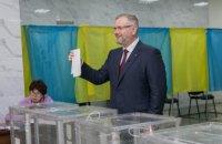 Вилкул: Я проголосовал за мир и развитие