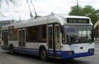 В Днепропетровске городские власти обещают пустить троллейбусы на ж/м Солнечный, Сокол, Парус и Победу-6