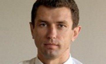 Днепропетровскую областную партийную организацию «Сильной Украины» возглавил Евгений Жадан