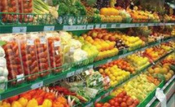 В Днепропетровске катастрофического подорожания продуктов нет