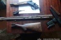 В Новомосковске у мужчины изъяли ружьё и более 140 патронов