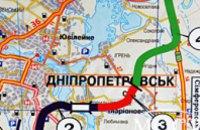 Вторая очередь объездной дороги вокруг Днепропетровска готова на 25%