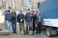 Как прошли субботники в рамках программы «Социальная реконструкция» на ж/м Тополь и 12 квартале (ФОТО)