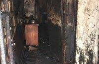 На Днепропетровщине случился пожар в частном доме: огнем уничтожено 35 кв.м.