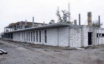 В Обуховке строят современный детский сад – Валентин Резниченко