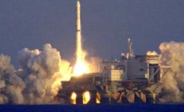 Сегодня прошел запуск ракеты-носителя «Зенит-3SL»