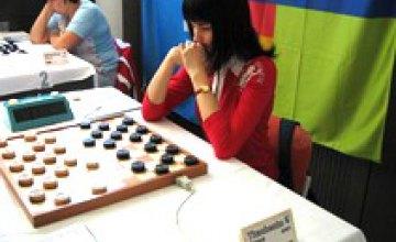 Днепродзержинская спортсменка стала чемпионкой мира по шашкам