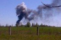 Семьи погибших в сбитом самолете Ил-76 под Луганском получат материальную помощь