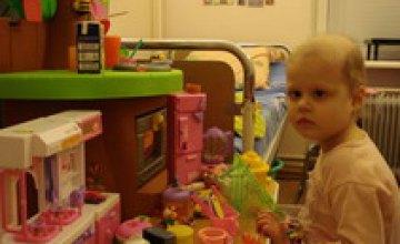 В Днепропетровске пройдет акция, приуроченная ко Дню онкобольного ребенка
