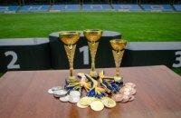 Трое спортсменов из Днепропетровщины претендуют на «Спортивный Оскар-2018»