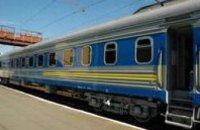 Скоростной поезд «Киев – Одесса» осуществит дополнительные рейсы в сентябре