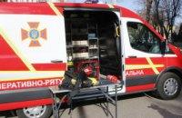 Спасатели Днепропетровщины получили современный газо-дымозащитный автомобиль