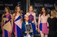 12-летний днепрянин покорил Милан своей первой коллекцией женской одежды (ПОДРОБНОСТИ)