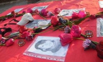В Днепропетровске почтят память умерших от СПИДа