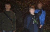 В Днепре полиция обнаружила в балке троих подростков, совершающих уголовное преступление (ФОТО)