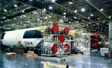 В США ураган повредил крупнейший комплекс NASA