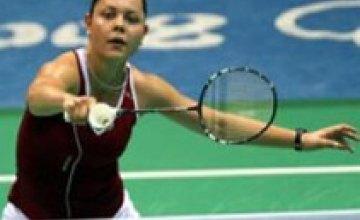 Бадминтонистка Грига вышла в четвертьфинал VIII Italian International 2008