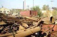 В ноябре металлургические предприятия Украины затребовали металлолома в объеме 48% от предварительного плана