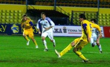 Сборная Украины по футболу переиграла сборную Словакии 3:2