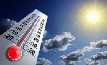 В Днепропетровской области установлен новый температурный рекорд