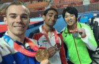 Украинский гимнаст завоевал золото на Универсиаде-2015