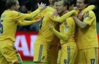 В начале лета сборная Украины сыграет против Камеруна