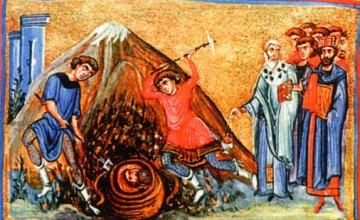 Сегодня православные христиане отмечают третье обретение главы Иоанна Предтечи
