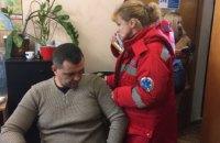В горсовете Днепра избили депутата от Оппоблока Суханова (ФОТО)