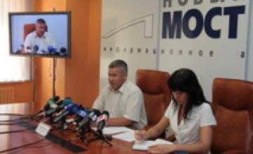 Пресс-конференция «Повышение стоимости проезда в городском электротранспорте с 10 июля» в пресс-центре ИА «НОВЫЙ МОСТ» (фото)