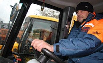 В Украине собираются наладить производство снегоуборочной техники