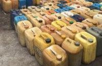 В Николаевской области СБУ задержала полицейских, которые изготавливали и продавали алкогольный контрафакт