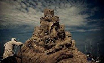 В Днепре пройдет фестиваль песчаных скульптур