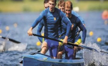 Днепропетровские гребцы - третьи на Чемпионате мира