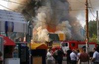 Поставщики банковского оборудования отрицают информацию о том, что причиной пожара стало короткое замыкание в банкомате