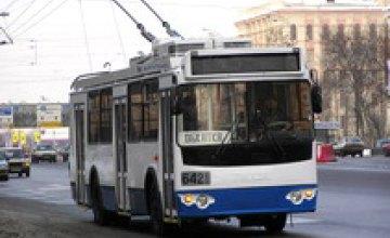 Днепропетровск обзаведется 3 новыми троллейбусами