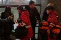На Днепропетровщине пожилая женщина травмировалась во время поездки в трамвае (ФОТО)