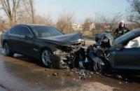 В Днепре произошло ДТП: пострадало 3 человека