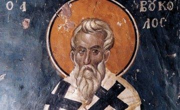 Сегодня Православная Церковь вспоминает преподобного Вукола, епископа Смирнского