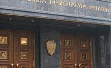 Святослав Олейник: «Черновецкий выкупил у Генпрокуратуры своего зятя»