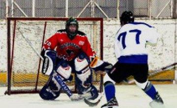 В Днепропетровске состоялись первые матчи в рамках хоккейного турнира «Кубок Днепра»