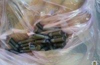 На Днепропетровщине полиция задержала мужчину, который имел при себе полный пакет патронов (ФОТО)