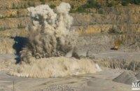 Как Павлоградский химзавод проводит буровзрывные работы на карьерах (ФОТОРЕПОРТАЖ)