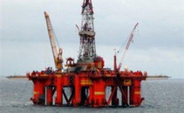 На Черном море начали бурить нефтяную скважину